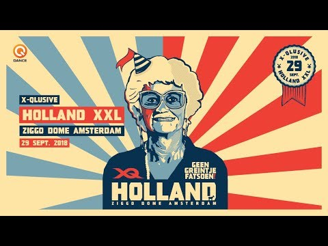 X-Qlusive Holland XXL 2018 | Official Q-dance Trailer