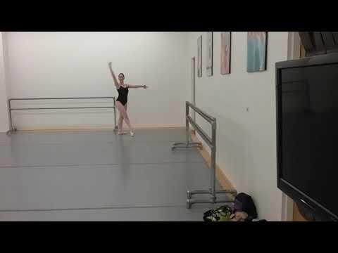 Le Corsaire Act 2 Medora Variation - Maya Richards