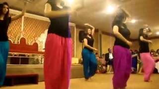 Copy of Shaadi Dance Delhi and punjab Girls dancing