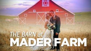 Barn Wedding Locations Spokane WA