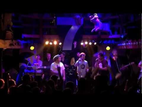 Fusion Square Garden - 7 Fründe Live@Mühle Hunziken