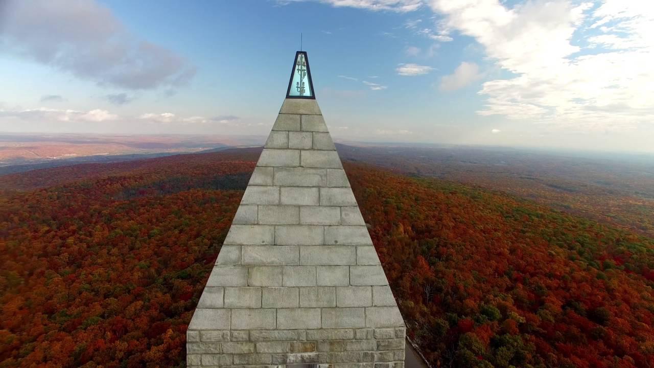 High Point Monument, NJ USA - YouTube
