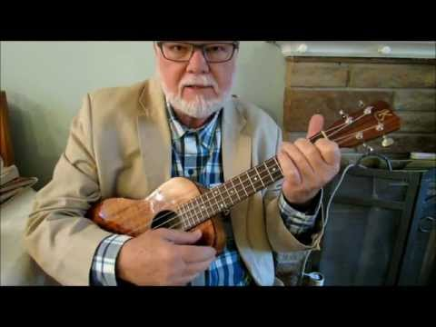 UKULELE MIKE TALKS ABOUT STRAPS