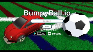 Ganando Partidas en BumpyBall.io, el Rocket League Gratis || BumpyBall Rocket League Gameplay