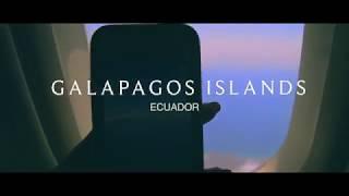 Galapagos islands-Ecuador | Travel vlog #1