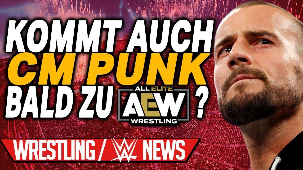 CM Punk bald bei AEW?!, Schwere Zeiten für Velveteen Dream | Wrestling/WWE NEWS 90/2021