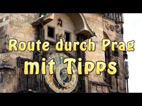 Prag, Prague, Praha Sehenswürdigkeiten, Doku mit Reisetipps der Tour HD