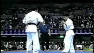 極真 第1回カラテワールドカップ PART 9 KYOKUSHIN WORLD CUP 1997 MIDO...
