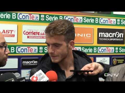 ONTV: Antonio Palumbo post Ternana-Como
