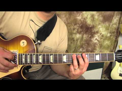 Led Zeppelin - Moby Dick - How to Play on Guitar - Electric Guitar Lessons - Jimmy Page