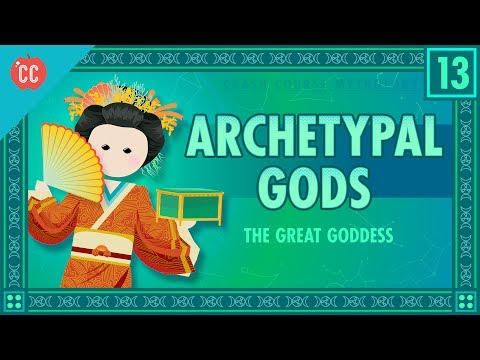 Great Goddesses: Crash Course World Mythology #13