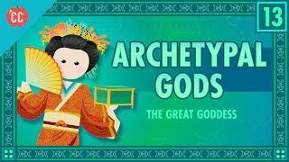 Great Goddesses: Crash Course Mythology #13