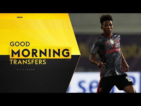 Latest On Gedson Fernandes, Christian Eriksen, Newcastle And More! | Good Morning Transfers