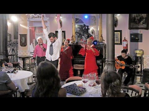 El Jardin Restaurante Flamenco Show and Dinner in Malaga