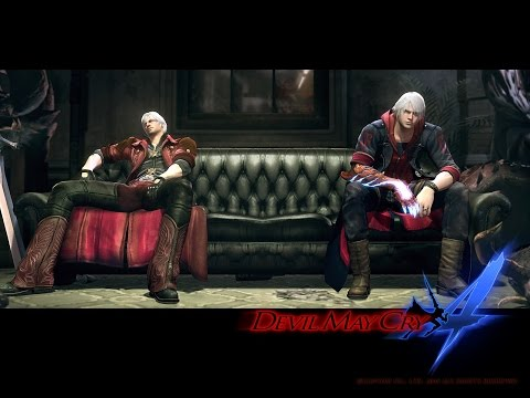 Devil May Cry 4 meets Shakespeare