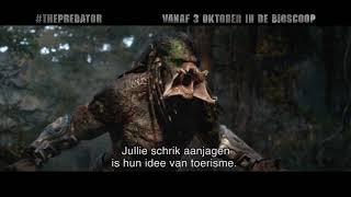 The Predator | BEGINS REV | HD | NL | 2018