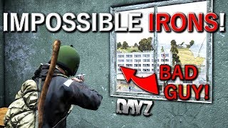 DayZ Clips 24  - Possibly my best ever Iron sight shot!
