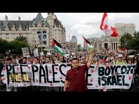 Is BDS Headed Towards Criminalization in Canada?