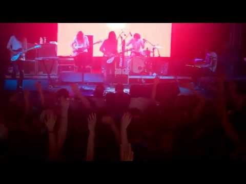Bonnaroo 2013 - Crowd goes nuts during Tame Impala's Elephant