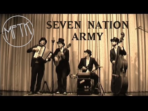 """""""Seven Nation Army """" (Swing Version) - Musik For The Kitchen"""