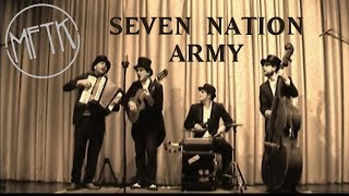 """Seven Nation Army "" (Swing Version) - Musik For The Kitchen"