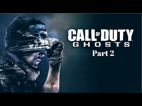 Call Of Duty Ghosts - Part 2 - Let The Rage Begin!!! ( Ghosts Online Gameplay/Commentary)