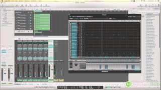 Logic Pro 9 Разделение на разные треки один MIDI-регион [Logic Pro Help]