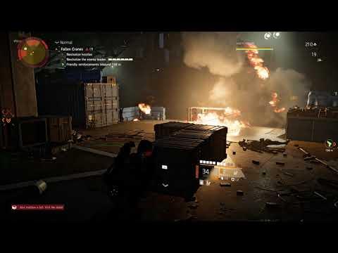 The Division 2 (PC, Ultimate) Walkthrough Part 386 / Fallen Cranes [1080p, Ultra] |