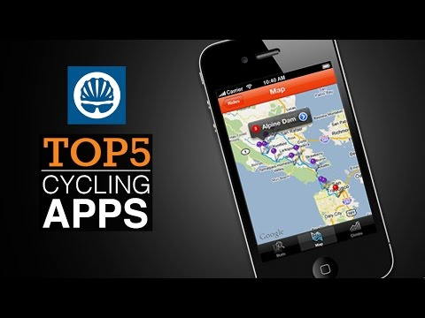 Top 5 - Cycling Apps