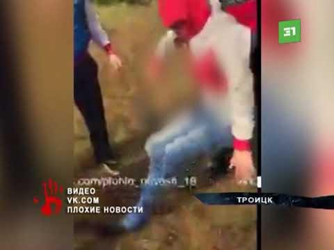 Южноуральцев, которые жестоко избили мужчину и сняли это на камеру, арестовали