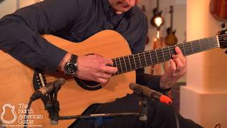 Tom Sands OO Acoustic Guitar, Played By Stuart Ryan (Part Two)