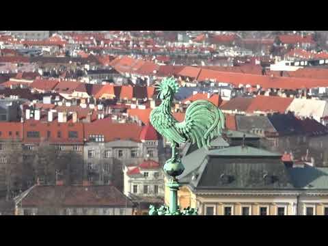 Пражский град  часть 2-я. Панорамы