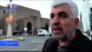 Dengê Amerîka ve Özgür Gün TV'nin ortak haber programı Kurdvîzyon 10/02/2015