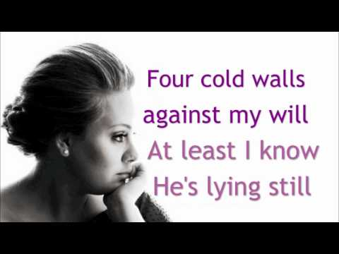 Adele  If It Hadnt Been For Love lyrics