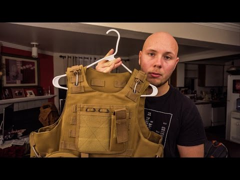 I Review a $20 Airsoft Vest