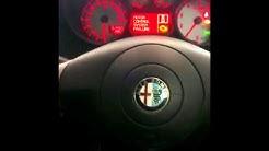 Alfa Romeo electronic check engine light meltdown