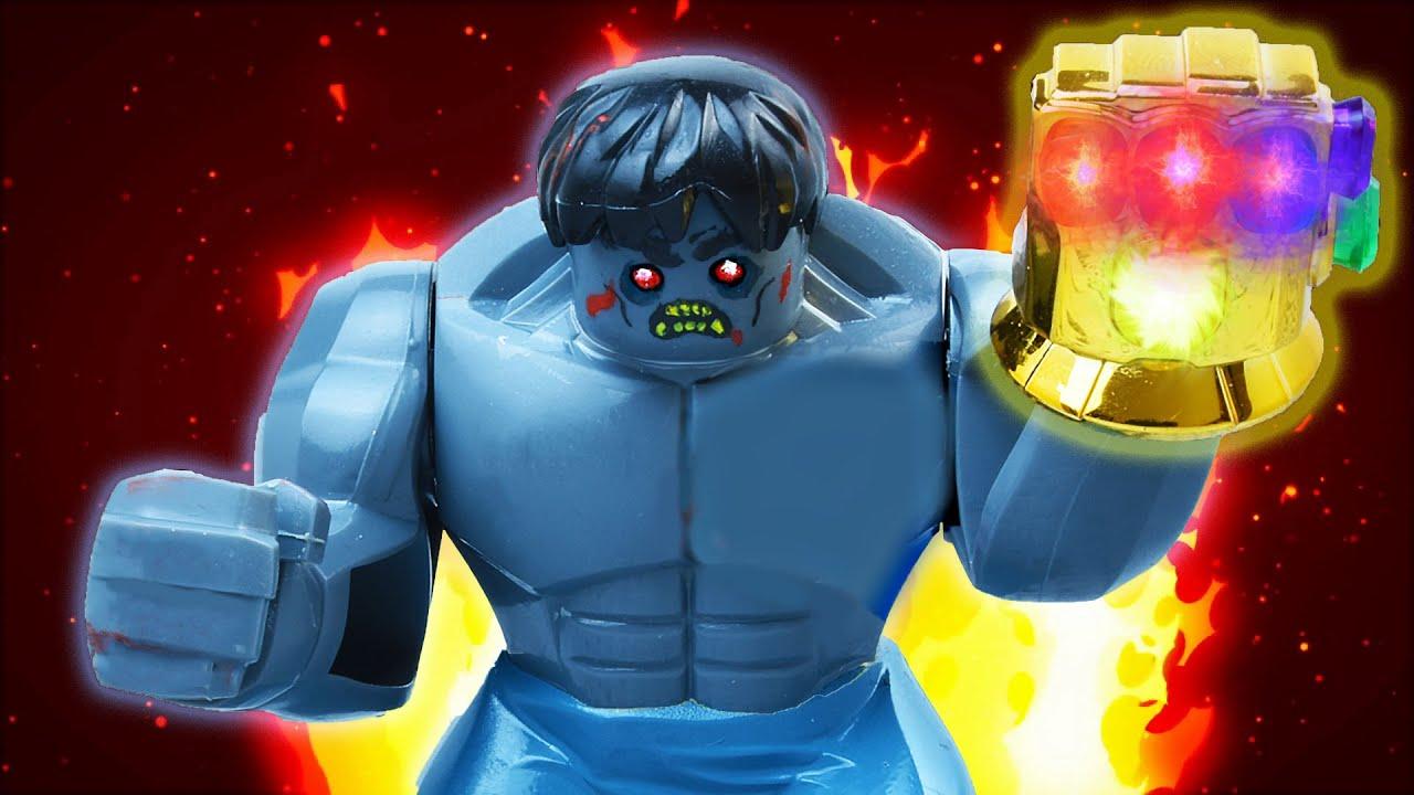 LEGO Avengers vs Evil Avengers (Part 2)