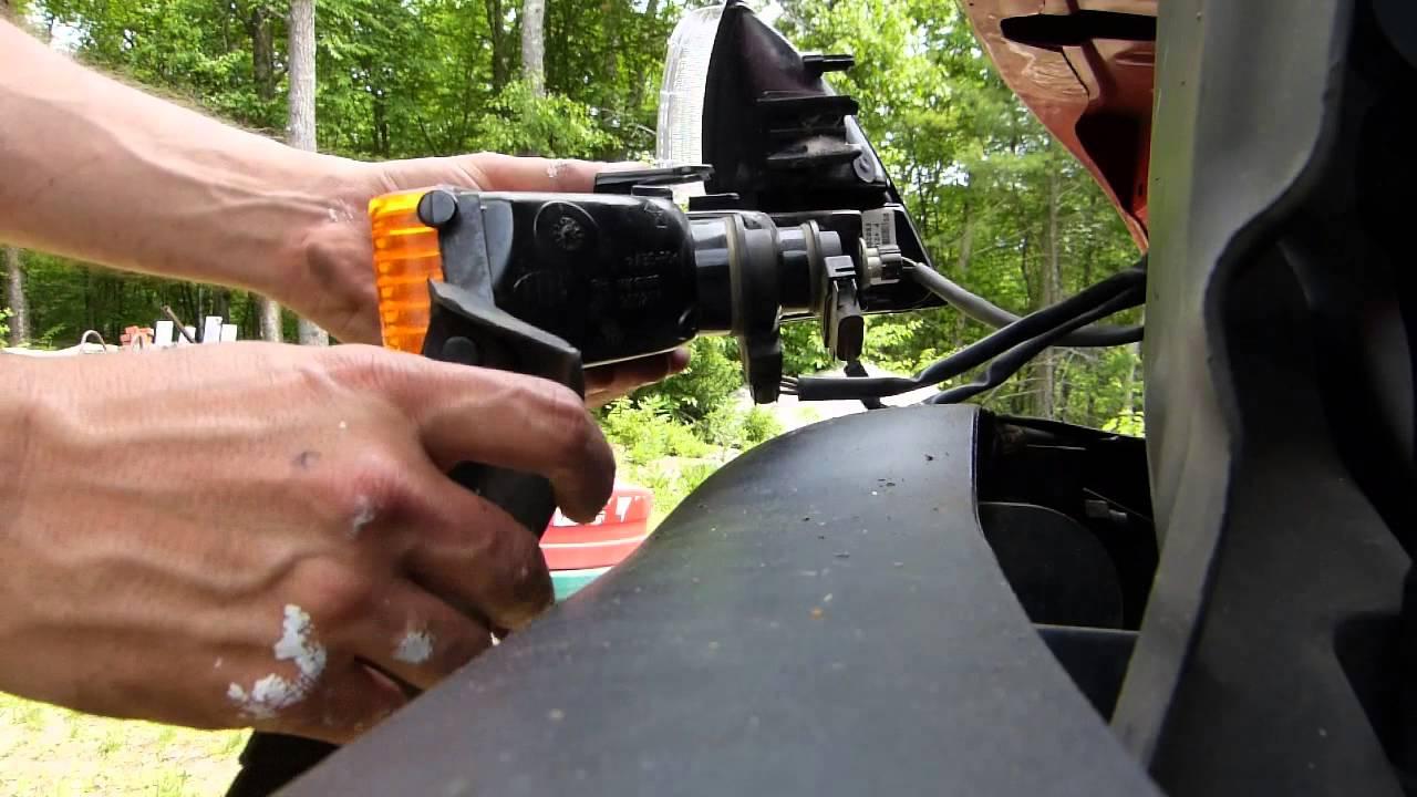 Dodge       Dakota       Turn       Signal     Blinker  Bulb Replacement  YouTube