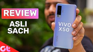 Vivo X50 Review After 15 Days | Seriously Worth It? | ASLI SACH| GT Hindi