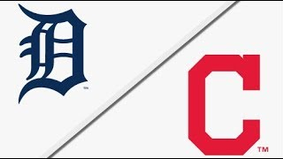 Detroit Tigers  vs Cleveland Indians | Full Game Highlights | 4/9/18