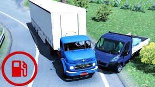 FALTOU GASOLINA no CAMINHÃO!!! (DEU RUIM) - Brasil Truck Simulator