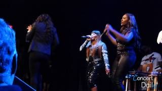 "SWV performing ""Anything"" Live at Howard Theatre"