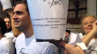 """Shakespeare in Love"" Cast Motor Neurone Disease Ice Bucket Challenge"