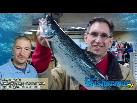 The Fisherman's New England Fishing Forecast with Toby Lapinski for January 29-31, 2016