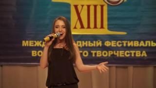 Анжелика Варум Музыки осталось мало Cover By Evgeniya Pavlenko