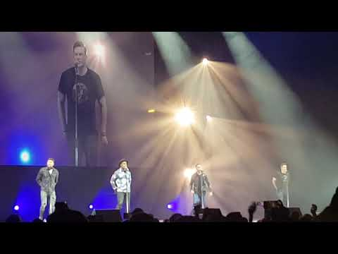 Blue Live In Singapore (02 March 2019) - U Make Me Wanna