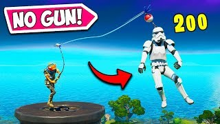 *200IQ* FISHING ROD PLAY!! - Fortnite Funny Fails and WTF Moments! #752