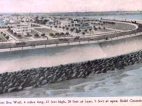 1900 and 1915 Galveston Hurricanes