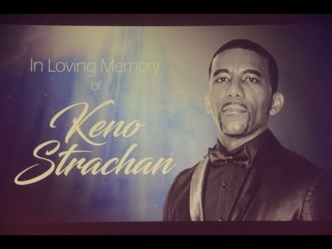 Keno Strachan Memorial Service