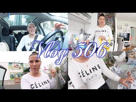 Autovlog l Super gelauntes Baby l Rewe Food Haul l Lungenarzt l Vlog 506